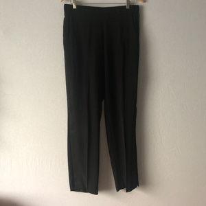Ann Taylor Black Tuxedo Pants Size M